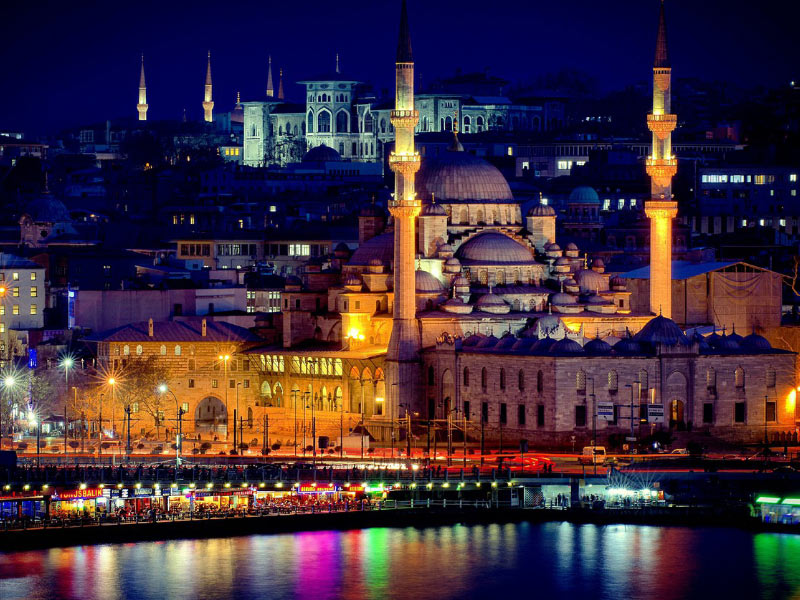 Oferta revelion istanbul 2021