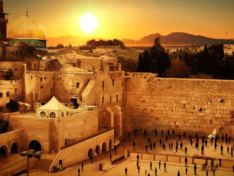 Oferta revelion Israel 2021
