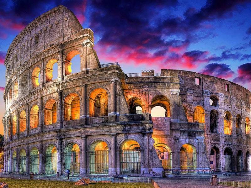 Oferta revelion Roma 2021